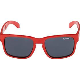 Alpina Mitzo Kids Brille Kinder red